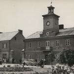 BUDYNEK RATUSZ 1970r.