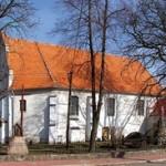 Jeżewo - kościół parafialny pw. św. Bartłomieja