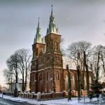 Kościół św. Mikołaja 1903 r.