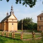 Kościół z Drążdżewa - skansen w Sierpcu