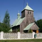 Kościół w Łukomiu