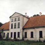 Pałac Zamoyskich z XVIII w.
