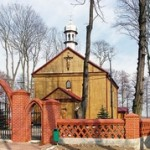 Szczutowo - parafia pw. św. Marii Magdaleny