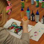 malowanie na szkle skansen w Sierpcu