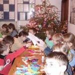 warsztaty choinkowe - ratusz w Sierpcu