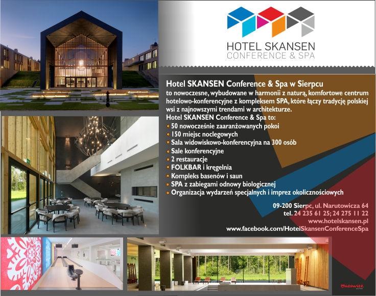 Hotel Skansen Spa
