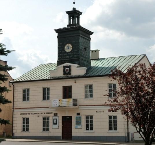 Ratusz w Sierpcu, Muzeum Wsi Mazowieckiej w Sierpcu