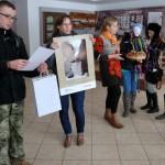 Powitanie wiosny 2013, skansen w Sierpcu - laureaci otrzymują nagrody