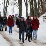 Powitanie wiosny 2013, skansen w Sierpcu - uczestnicy