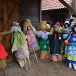 Marzanna - skansen w Sierpcu 1