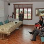 Prezentacja projektu - Podpisanie umowy na budowę Centrum Kulturalno-Rekreacyjnego w Muzeum Wsi Mazowieckiej w Sierpcu