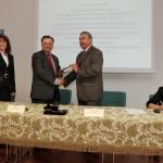 Gratulacje - Podpisanie umowy na budowę Centrum Kulturalno-Rekreacyjnego w Muzeum Wsi Mazowieckiej w Sierpcu