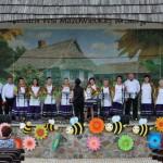 Miodobranie 2013, skansen w Sierpcu - koncert folklorystyczny