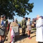 Uroczystości związane z upamiętnieniem Bohaterów Powstania Styczniowego - 04.09.2014r. (18)