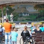 Mazowieckie Dni Integracji Niepełnosprawnych - 29.08.2015 r.fot. A. Jezierska - Chalicka (1) M