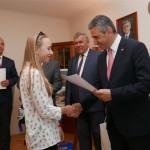 """Konkurs """"Armenia na wyciągnięcie ręki"""" w Muzeum Małego Miasta w Bieżuniu - wręczenie nagród"""