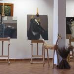 Wystawa malarska Joanny Wancerz w Muzeum Wsi Mazowieckiej w Sierpcu 6