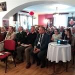 """Konferencja Naukowa """"Nowe spojrzenie na postać Andrzeja Zamoyskiego"""" w Muzeum Małego Miasta w Bieżuniu -  uczestnicy"""