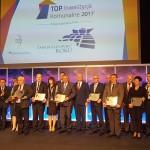 Laureaci VI edycji edycji plebiscytu Top Inwestycje Komunalne 2017