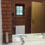 Toalety - modernizacja obiektów Muzeum Małego Miasta w Bieżuniu