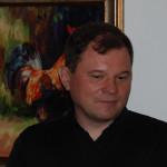 """Wystawa """"Sielskie klimaty w malarstwie Wojciecha Adama Witkowskiego"""", Ratusz w Sierpcu - Adam Witkowski"""