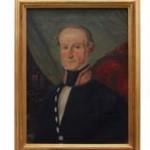 Portret Józefa Głębockiego - Muzeum Wsi Mazowieckiej w Sierpcu