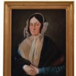 Portret Leokadii Kowalskiej - Muzeum Wsi Mazowieckiej w Sierpcu