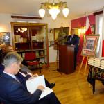 """Konferencja naukowa """"Mazowieckie drogi do Niepodległej"""" w Muzeum Małego Miasta w Bieżuniu"""