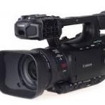 Kamera CANON XF-100 - Muzeum Wsi Mazowieckiej w Sierpcu