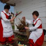 Zwyczaje i obrzędy wiosenne na Mazowszum