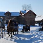 konie ruszyły z kopyta