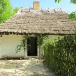 Chałupa z Rempina  - Muzeum Wsi Mazowieckiej w Sierpcu