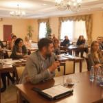 Konferencja dotycząca chorób, skansen w Sierpcu - dyskusja