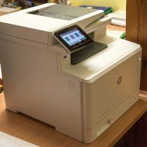 Urządzenie wielofunkcyjne - Zakup sprzętu komputerowego wraz z oprogramowaniem, skansen w Sierpcu
