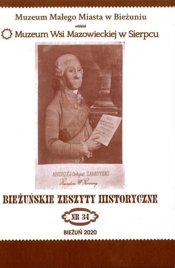 Muzeum Wsi Mazowieckiej w Sierpcu - BZH34 okładka