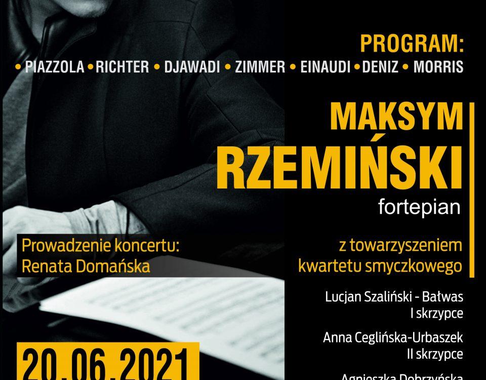 Koncert Rzemiński - Skansen Sierpc